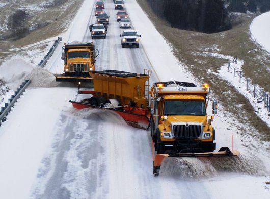 Camiones quitanieve