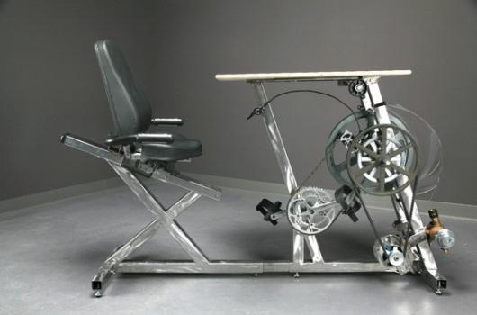Sistema de pedaleo