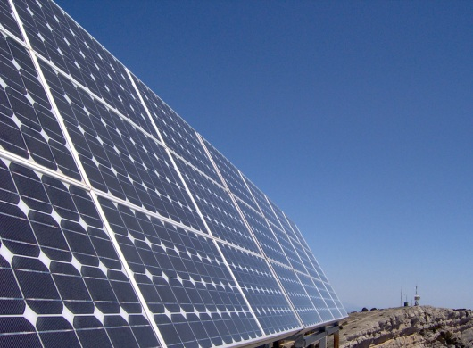 Paneles solares