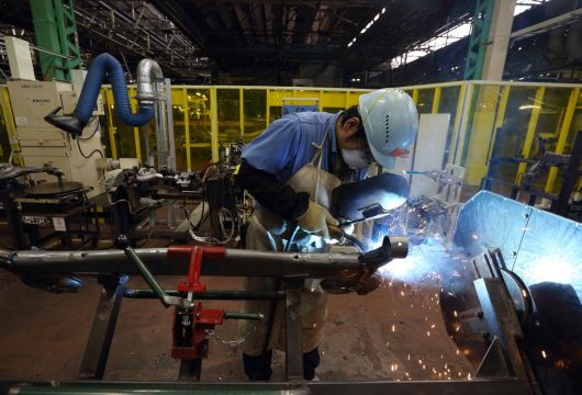 Trabajador Toyota